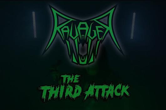 ドイツ出身の5人組スラッシュ・メタル・バンド RAVAGERが3rd「THE THIRD ATTACK」を6月18日にリリース