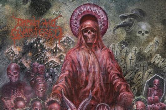 2018年『ASAKUSA DEATH FEST』にて来日公演を行ったUS3人組デス・メタル・バンド DRAWN AND QUARTEREDが8th「CONGREGATION PESTILENCE」を7月2日にリリース