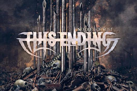 元AMON AMARTHのフレドリック・アンデションが在籍していた スウェーデン出身メロディック・デス・メタルTHIS ENDINGが4th「NEEDLES OF RUST」を6月11日にリリース