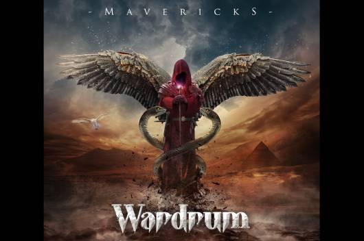 ギリシャの劇的パワー・メタル・バンド、WARDRUMがニュー・シンガーを迎え、5年振りとなる新作を6月9日にリリース!