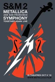 METALLICAによるオーケストレーションとの融合と激突『メタリカ&サンフランシスコ交響楽団:S&M2』