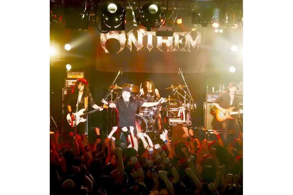 【ライブ本編レポート】ANTHEM 10月5日-LIVE CIRCUS vol.4-@表参道GROUND