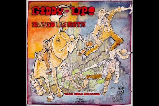 """デイヴィッド・リー・ロスが新曲""""Giddy-Up""""を公開! ジョン5、グレッグ・ビソネットらが参加!"""