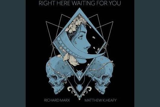 """マット・キイチ・ヒーフィーがリチャード・マークスのヒット曲 """"Right Here Waiting""""を本家との共演でカヴァー!"""