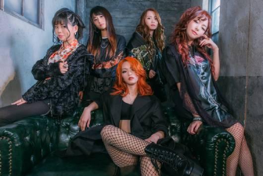 注目のガールズ・メタル・バンドNEMOPHILAが6月19日(土)に配信ライヴを開催!