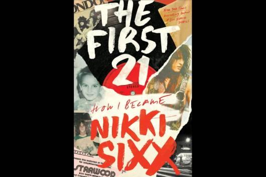 MÖTLEY CRÜEのニッキー・シックスが自身の生い立ちを明かした本を10月に出版!