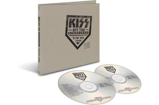KISS初のライヴ・イン・ジャパン・アルバムの日本盤のみのスペシャル特典が決定!