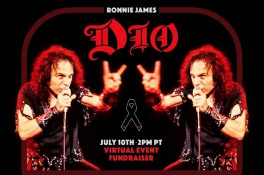 ロニー・ジェイムズ・ディオの誕生日7月10日に豪華ミュージシャンが多数出演する世界規模のヴァーチャル・チャリティ・イベントが開催!
