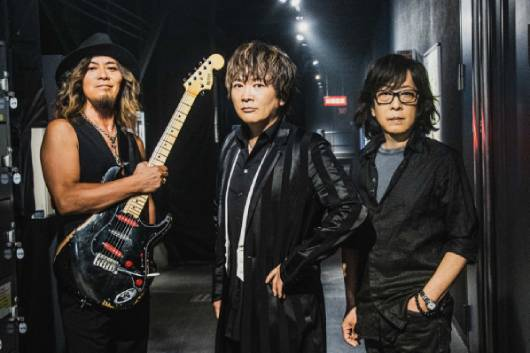 高崎 晃を擁するLAZYが伝説のアルバム「宇宙船地球号」の完全再現ライヴを7月25日(日)に配信決定!