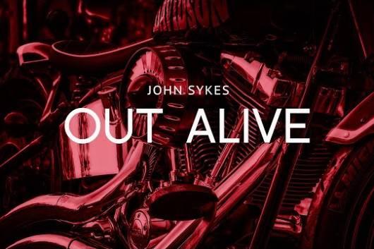 """ジョン・サイクスが約半年ぶりとなる新曲 """"Out Alive""""をリリース!"""