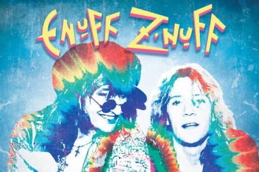 ENUFF Z'NUFFの80年代の未発表デモ音源を集めたボックスセットが8月に登場!