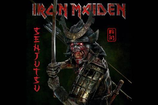 IRON MAIDENの17作目となる待望のニュー・アルバム「SENJUTSU」が9月8日にリリース!!