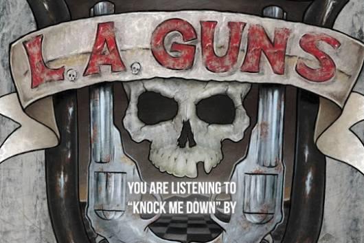 フィル・ルイス&トレイシー・ガンズのL.A.GUNSが新作からの先行シングルをリリース! アルバムは11月12日発売!