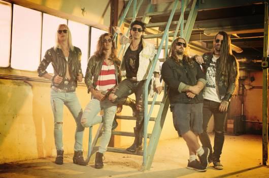 80年代型メロディック・メタル・バンドCRAZY LIXXが11月リリースのニュー・アルバムから1stシングルのMVを公開!