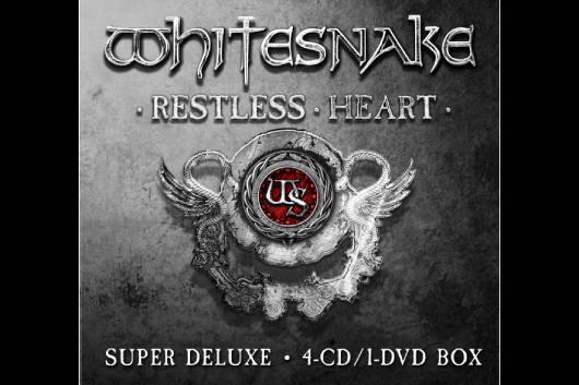 """WHITESNAKEが10月発売の「RESTLESS HEART」25周年記念エディションより""""All In The Name Of Love""""のリミックス・ヴァージョンを公開!"""