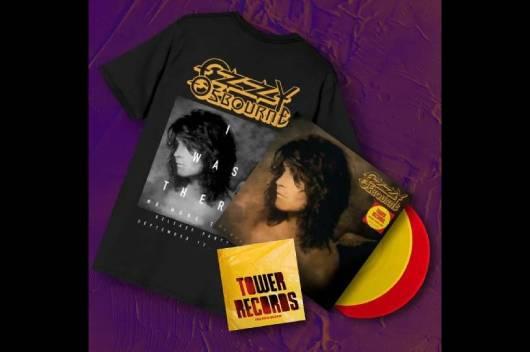 OZZY OSBOURNEの「NO MORE TEARS」30周年記念バンドルが米『Tower Records』より9月に発売! デジタル・アルバムには大量のボーナス・トラックを追加!