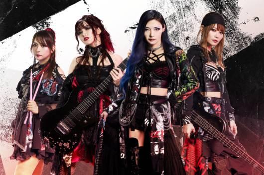 Mary's Bloodが9月29日発売のニュー・アルバムの詳細を発表! 新アーティスト写真とコメント動画も公開!