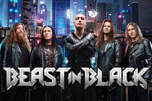 フィンランドの人気メロディック・メタル・バンドBEAST IN BLACKの待望のニュー・アルバムが10月29日発売決定! 先行シングルのMVも公開!