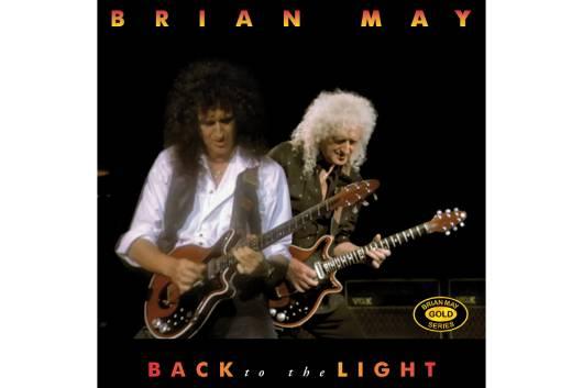 """ブライアン・メイがシングル""""Back To The Light""""を10月にフィジカル・リリース! 新たなミュージック・ビデオも公開!"""