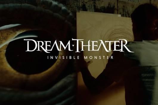 "DREAM THEATERが10月22日発売の新作から2曲目の先行シングル""Invisible Monster""をリリース!"