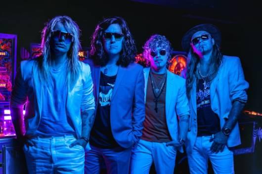 フィンランドのポップ・メタル・バンドRECKLESS LOVEが来年リリース予定のニュー・アルバムから先行シングルのMVを公開!