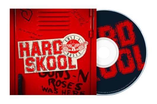 GUNS N' ROSESが来年2月に4曲入りEP「HARD SKOOL」をリリース!